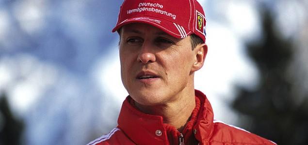 """nesreće: """"Schumacheru je bolje, počeo je prepoznavati članove obitelji"""""""