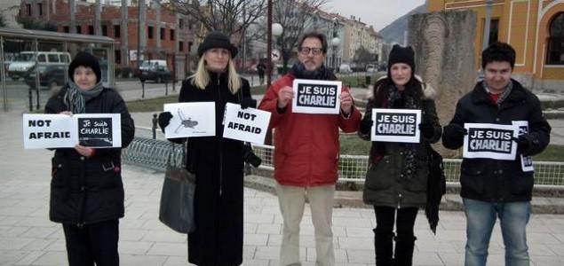 Mostarci osudili stravičan zločin nad novinarima: Vrijeme je za dijalog a ne sukob civilizacija
