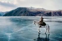 Očaravajuća ljepota zaleđenog Bajkalskog jezera (najdubljeg jezera na svijetu)