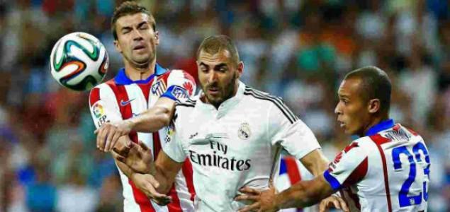 Real Madrid čeka paklena atmosfera na Vicente Calderonu