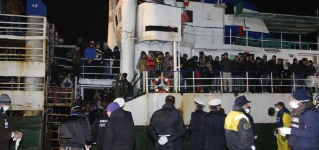 Imigranti za prijevoz na brodu Ezadeem platili od 4000 do 8000 dolara