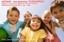 "Mostarski teatar mladih 1974 obnavlja rad Igraonice ""Scenigrica"""