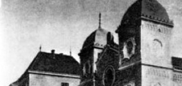 """Izložba """"Obnovimo sinagogu u gradskom sjećanju"""""""