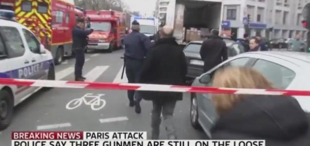 Eksplozija na istoku Francuske, uništen restoran kraj džamije