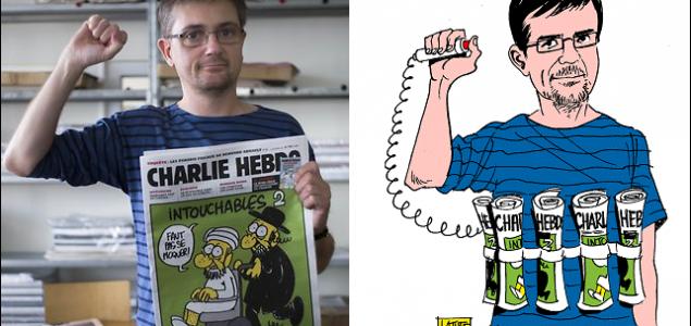 Akcija podrške listu Charlie Hebdo