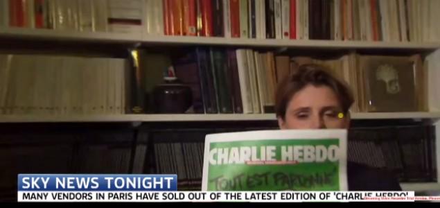 Šokantna cenzura u britanskim medijima: Zabranjena nova naslovnica Charlie Hebdoa