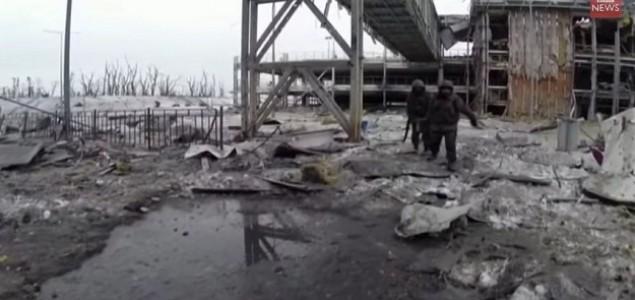 Separatisti zauzeli zračnu luku kraj Donecka