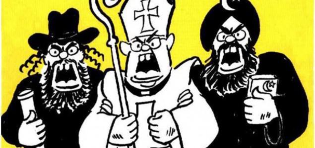 Svi (ni)su Charlie Hebdo