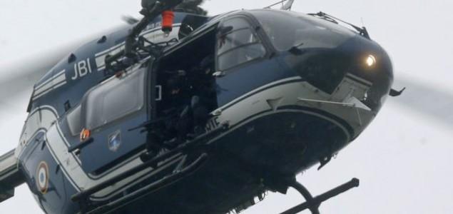 Velika akcija policije u poteri za napadačima na Šarli Ebdo