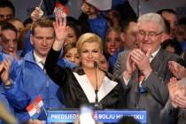 Prve reakcije: Izbor Grabar Kitarović kazna za vladajuću koaliciju