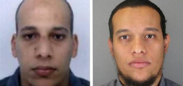 Braća Kouachi još uvijek u bijegu: Policija za njima traga u šumama na sjeveru Francuske
