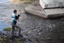 Dobri ljudi spasili psa