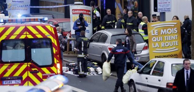 Novi napad u Parizu:  Teško ranio policajca i pobjegao u podzemnu željeznicu!