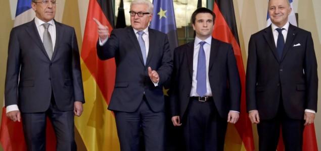 Bez bitnijeg napretka na sastanku ministara o Ukrajini