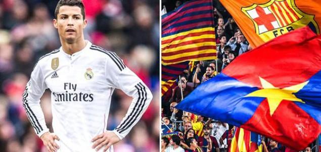 Navijači Barcelone pod istragom zbog vrijeđanja Ronalda