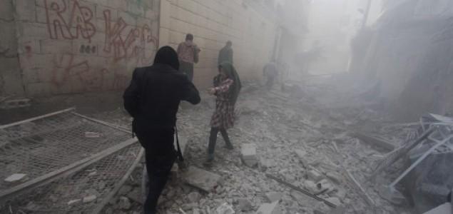 Militanti Islamske države oteli najmanje 150 ljudi u Siriji