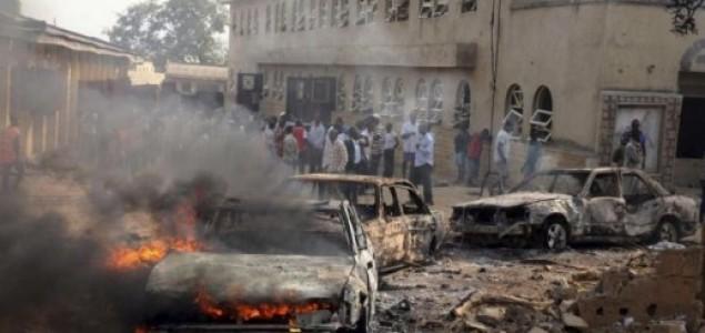 U napadima u Nigeriji najmanje 35 mrtvih