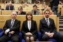Izabrani predsjednik i potpredsjednici Federacije BiH