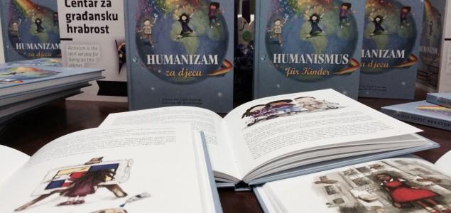 """ZAGREBAČKA PROMOCIJA KNJIGE """"HUMANIZAM ZA DJECU"""""""