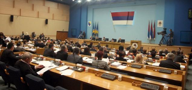 Narodna skupština RS usvojila sporni Zakon o javnom redu i miru