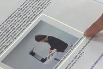 Tehnologija koja pretvara papir u touchscreen