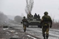 Granatiranje istočnih dijelova Ukrajine tokom mirovnog samita u Minsku