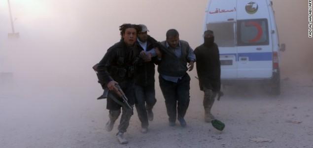 Front Al-Nusra preuzeo odgovornost za napad u Halepu
