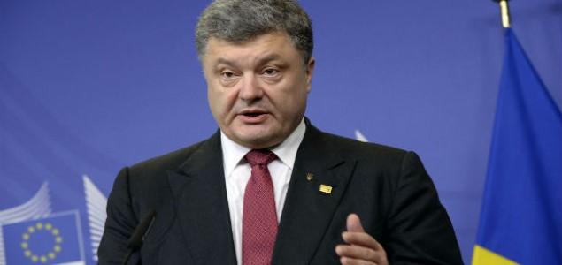 Porošenko potvrdio: Proruski pobunjenici povlače teško naoružanje