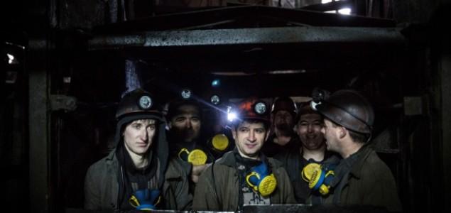 Rudari zatrpani u jami nakon eksplozije u rudniku Zasjadko kod Donjecka