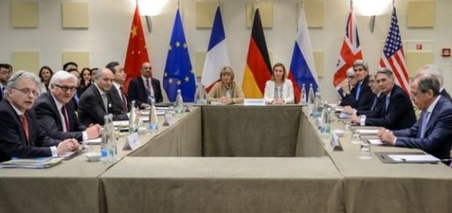 Svjetske sile danas pregovaraju s Iranom o nuklearnom programu