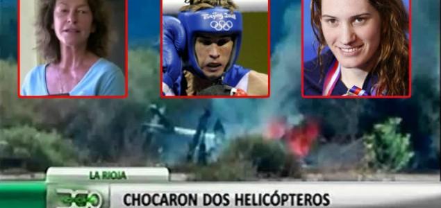 Sudar helikoptera: Osam francuskih olimpijaca poginulo na snimanju reality showa