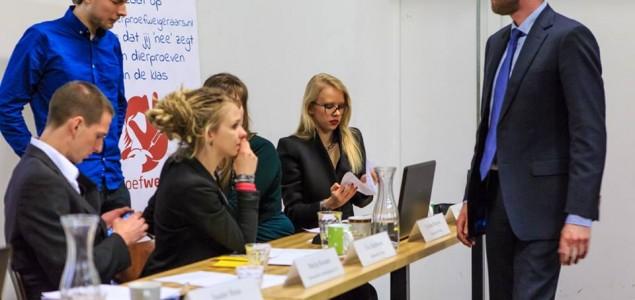 Bosansko 'uplitanje' u holandsku politiku: Karla MIKULIĆ