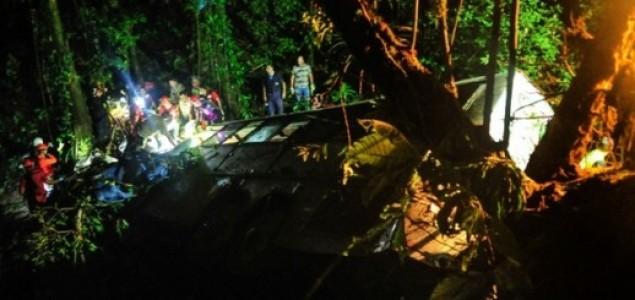 Otkazale kočnice: U autobusnoj nesreći u Brazilu najmanje 42 poginule osobe
