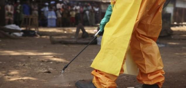 Povećan broj novih slučajeva ebole u Gvineji i Sijera Leoneu