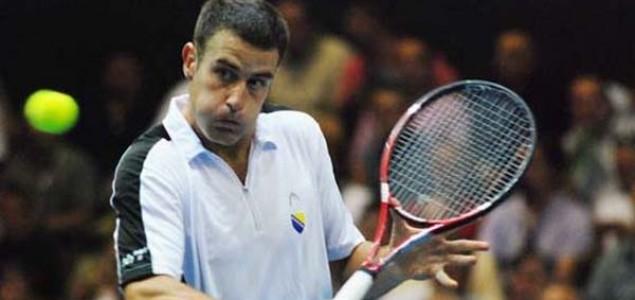 Šetkić zaustavljen u četvrtfinalu ATP Challengera u Kini