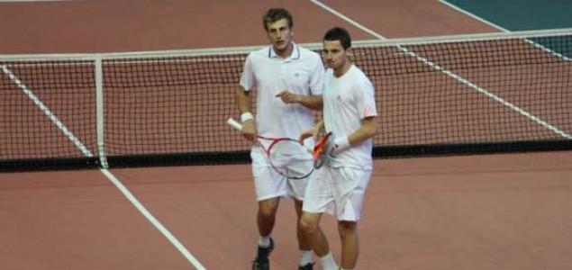 Davis Cup: Bašić i Brkić danas za pobjedu nad Zimbabveom