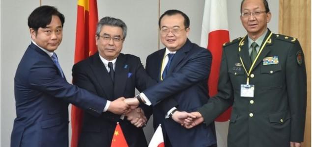 Nakon četiri godine Kina i Japan razgovaraju na visokom nivou