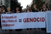 Žene u crnom i Helsinški odbor za ljudska prava: Poricanje genocida u Srebrenici sankcionirati zakonom