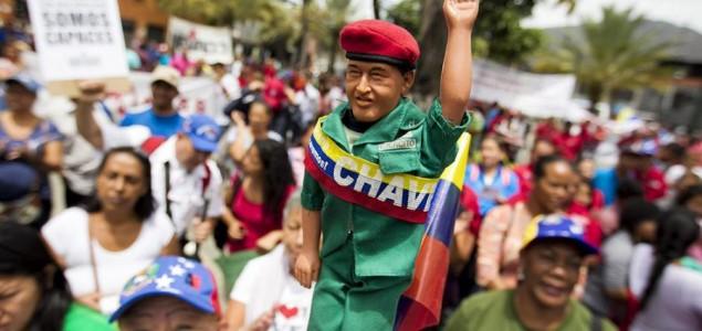 Nicolas Maduro će vladati dekretima
