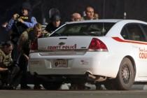 Oružani napad u Fergusonu, ranjena dva policajca