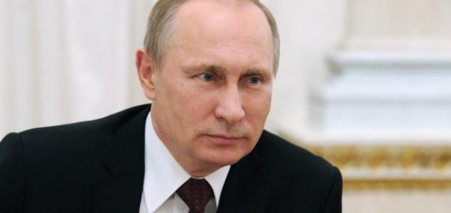 Rusija: Džavna televizija pokazala snimke Putina