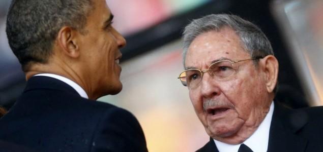 Historijski susret: Obama i Castro obećali novu eru u odnosima dvije zemlje