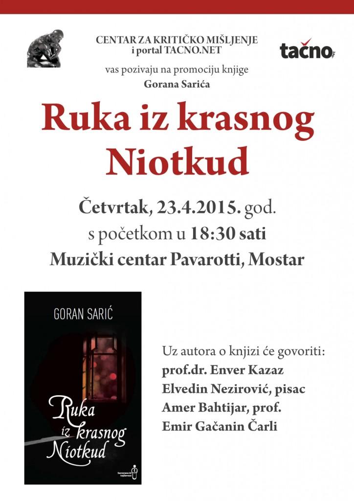 Plakat_Saric