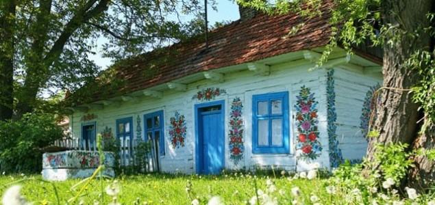 Zalipie: Selo ukrašeno cvjetnim motivima, Poljska