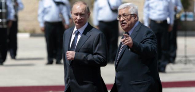 Putin i Abas o miru na Bliskom istoku