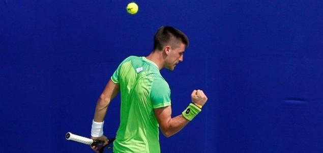 Damiru Džumhuru ranking karijere, Đoković preskočio Nadala