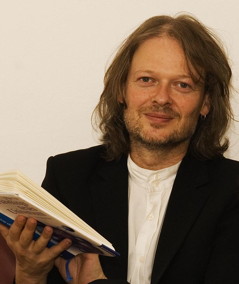 dr. sc. Michael Schmidt-Salomon, autor