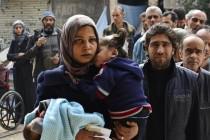 UN: Pomoć za 18.000 izbeglica kod Damaska