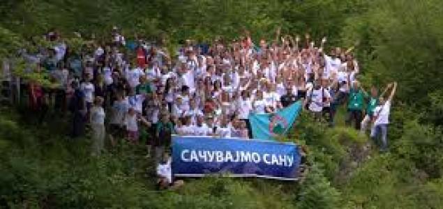Ekolozi organizuju protestni izlet na izvore rijeke Sane