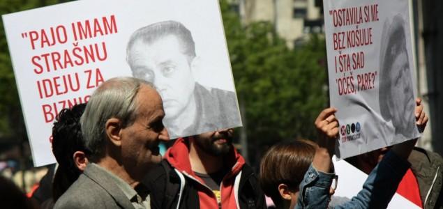 """Inicijativa """"Stop privatizaciji"""" se protivi privatizaciji Avala filma"""